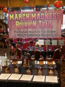 March Madness Bourbon Trail